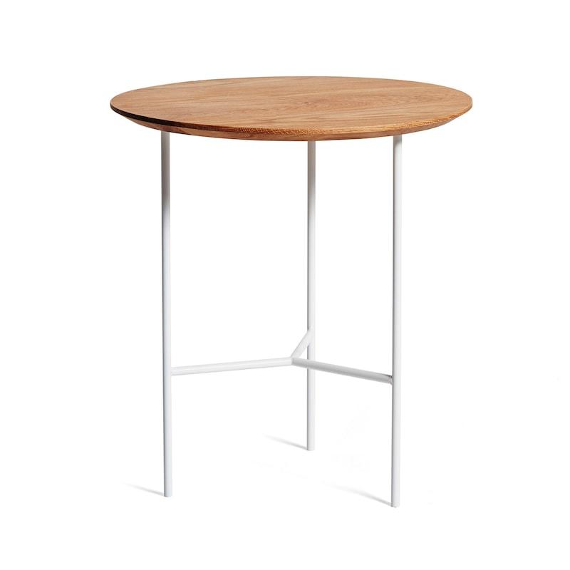 Tribeca Side Table 47 Cm Oiled Rustic Oak Mavis Royaldesign