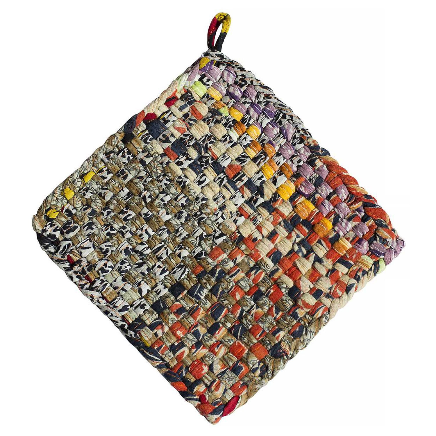 Potholders Can be done in any color.