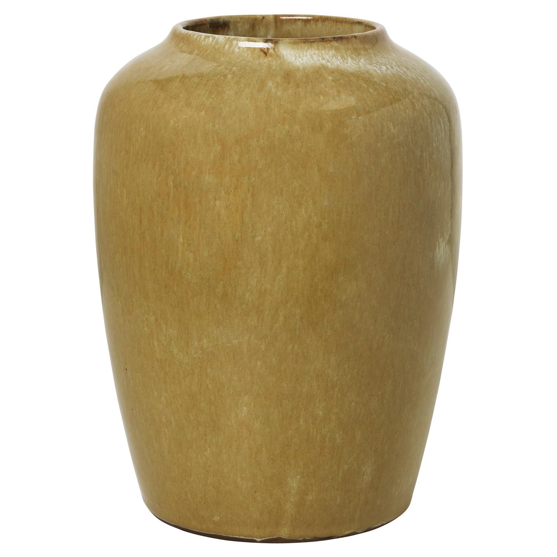 Cph Curve Vase, Gelb