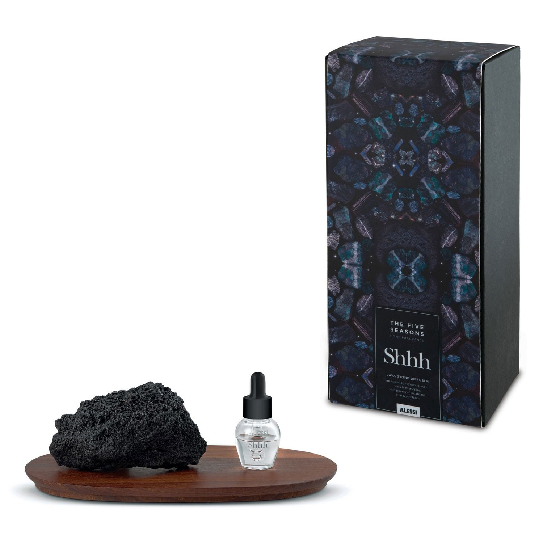 The Five Seasons Lava Stone Fragrance Diffuser Shhh Alessi Royaldesign