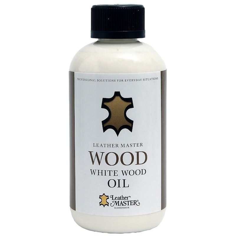 White Wood Oil 250 Ml Leather Master, Oil For Wood Furniture