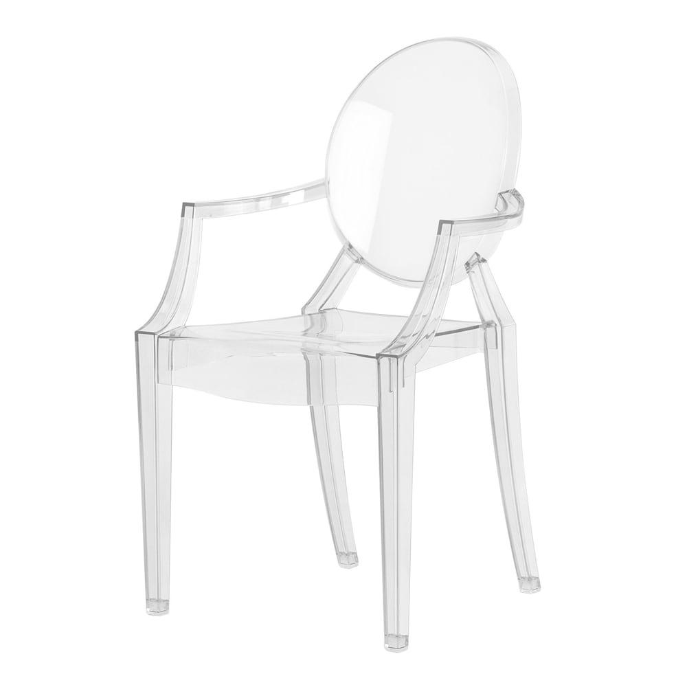 kartell stol Lou Lou Ghost Chair Baby   Kartell @ RoyalDesign kartell stol