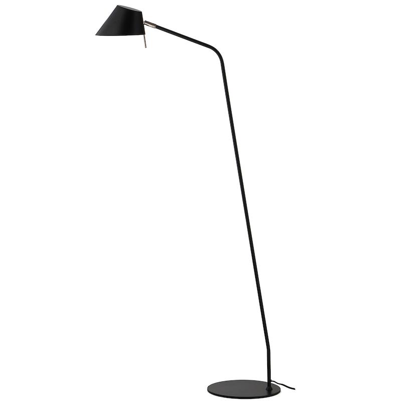 Office Floor Lamp Matt Black