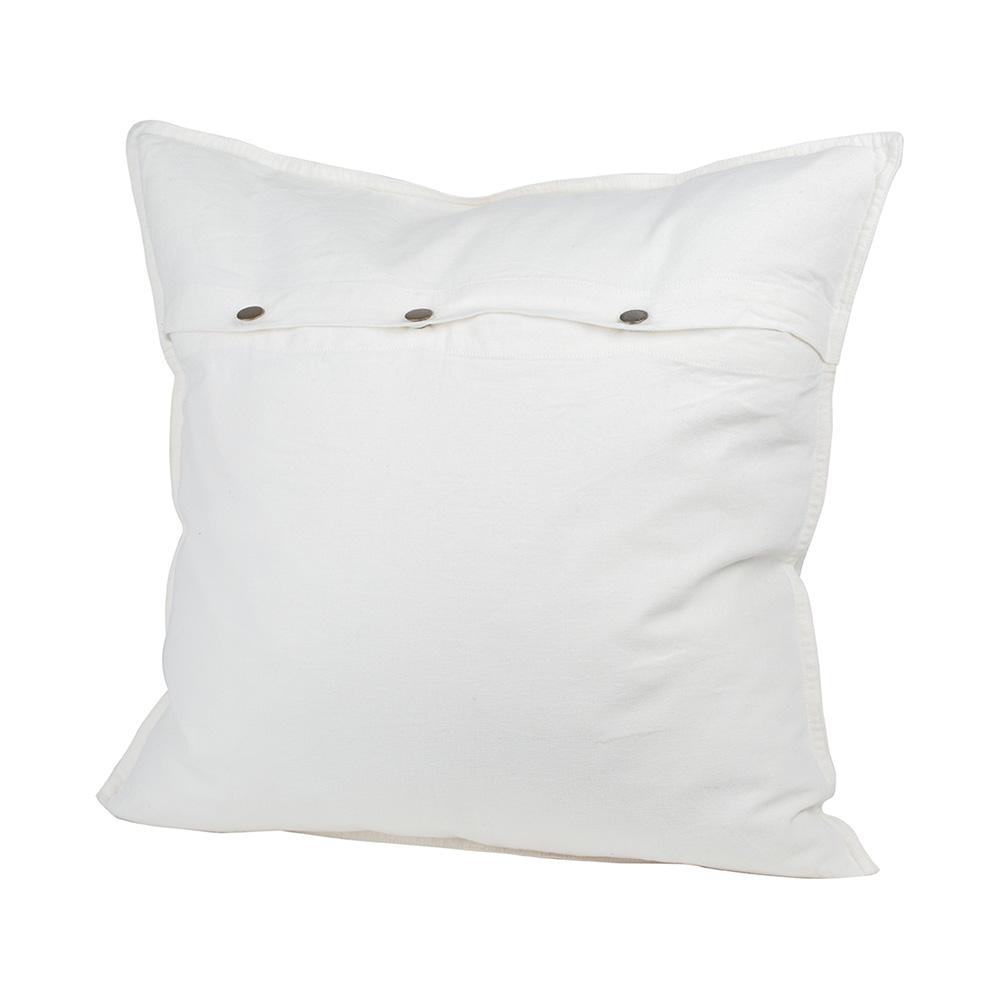 Cushion Cover 50x50cm, Offwhite