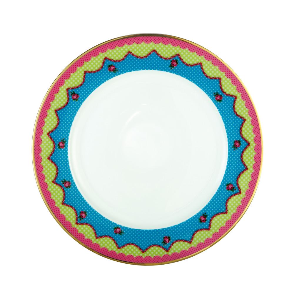Dinner Plate Happy Deer 27 cm