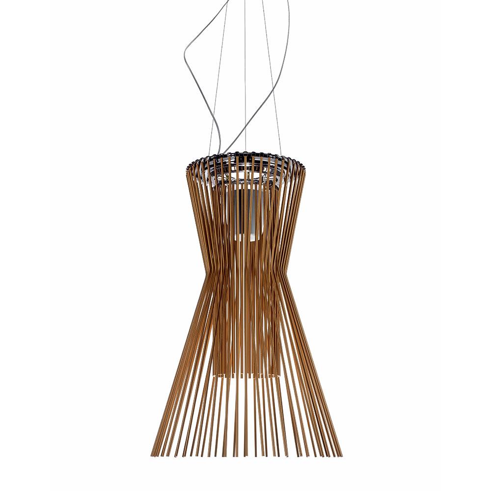 Allegro Vivace LED Ceiling lamp, Brown