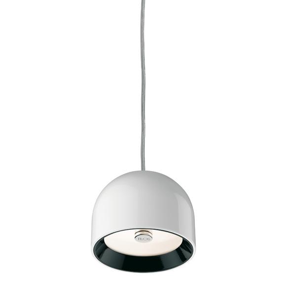 wan s pendant white johanna grawunder flos. Black Bedroom Furniture Sets. Home Design Ideas