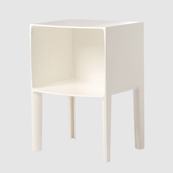 Small Ghost Buster Commode, White - Philippe Starck - Kartell ...