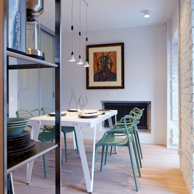 Masters Chair, Green - Philippe Starck & Eugeni Quitllet - Kartell