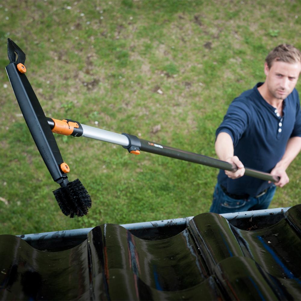 QuickFit Gutter cleaner - Fiskars - Fiskars - RoyalDesign.co