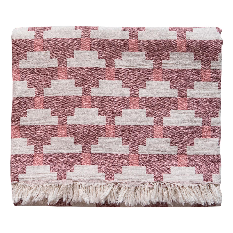 Confect Blanket 130x170, Sumac