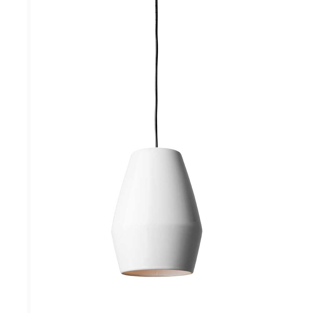bell pendant lamp white bell is a series of shiny. Black Bedroom Furniture Sets. Home Design Ideas