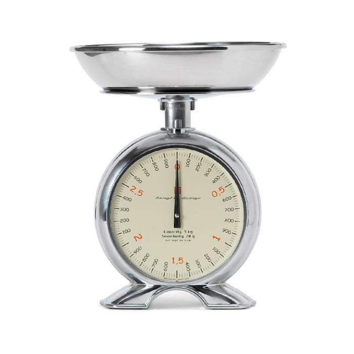 Balanza mecánico, 3 kg, Alum.