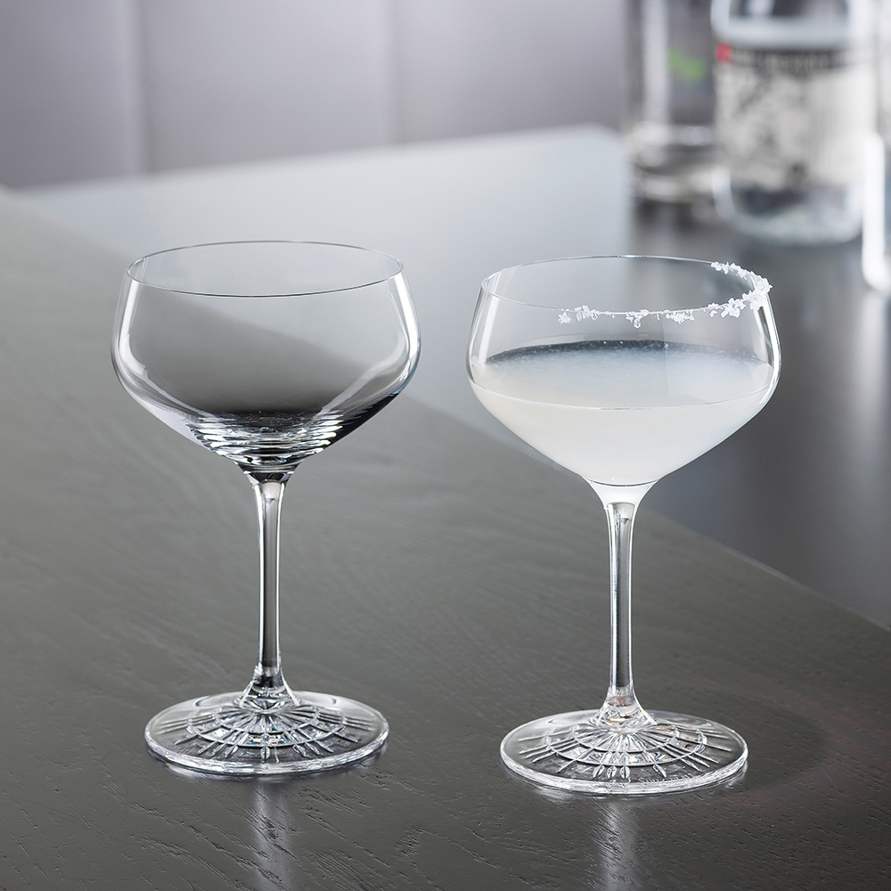 Perfect Serve Champagne Coupe 24 cl, 4-Pack - Spiegelau - Spiegelau - RoyalDesign.com