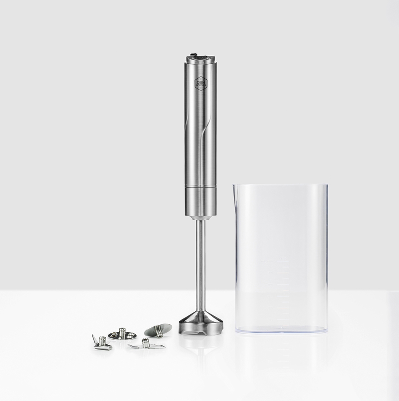 Slim Stick Mixer Chrome 220-240v