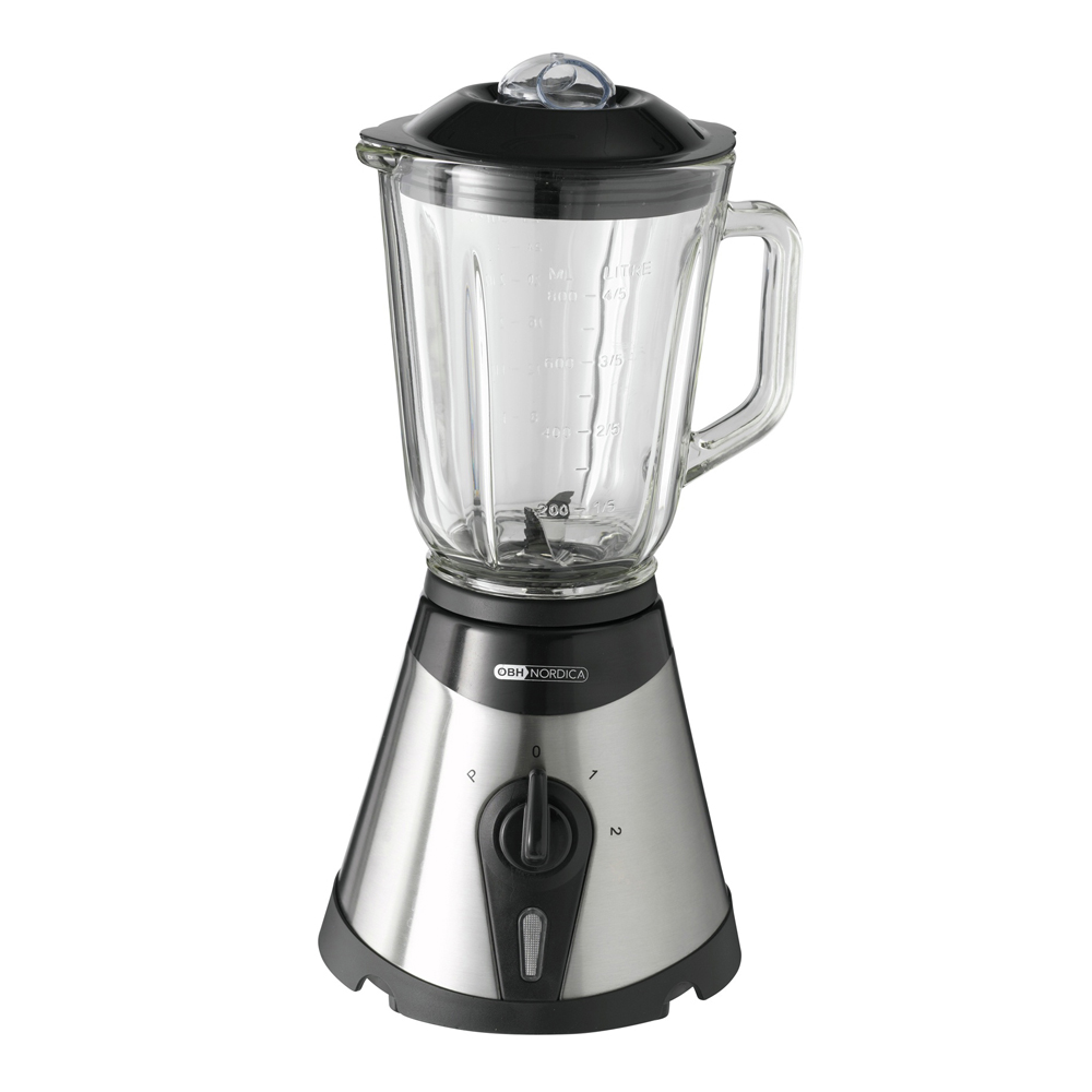 Frutti Blender Stainless Steel 220-240V - - OBH Nordica - RoyalDesign.com