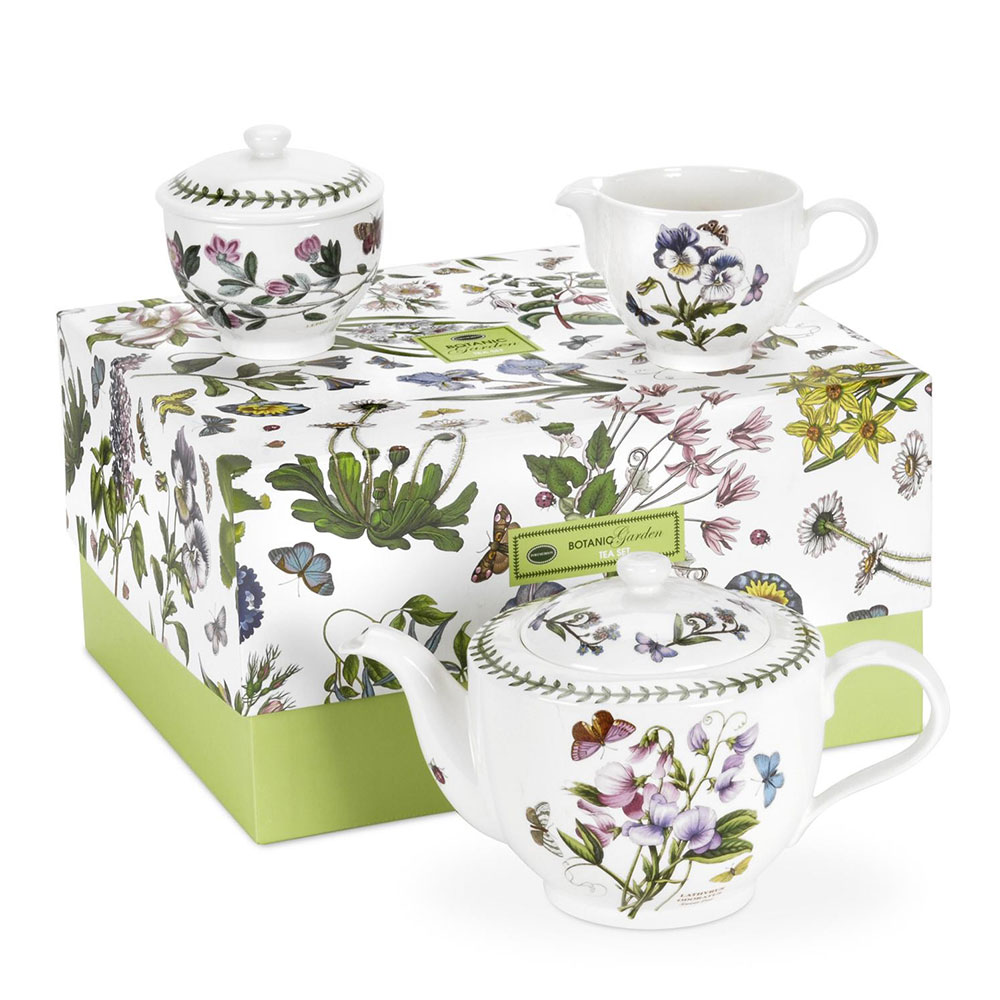Botanic Garden Tea Set Susan Williams Ellis