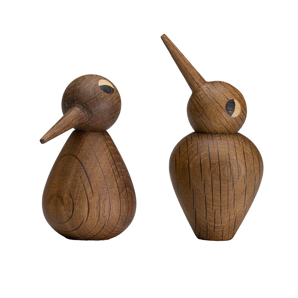 Bird Small, Oak-Smoked
