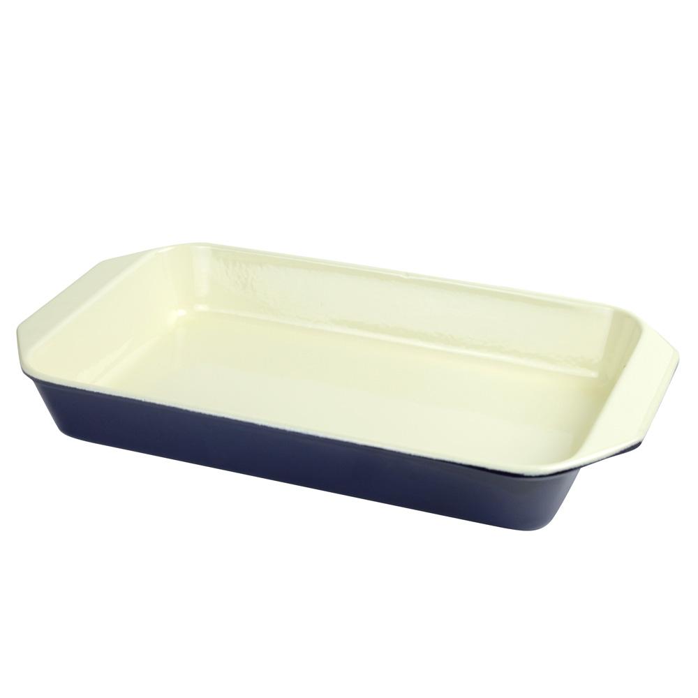 Baking Dish Rectangular 33,5 cm, Blue