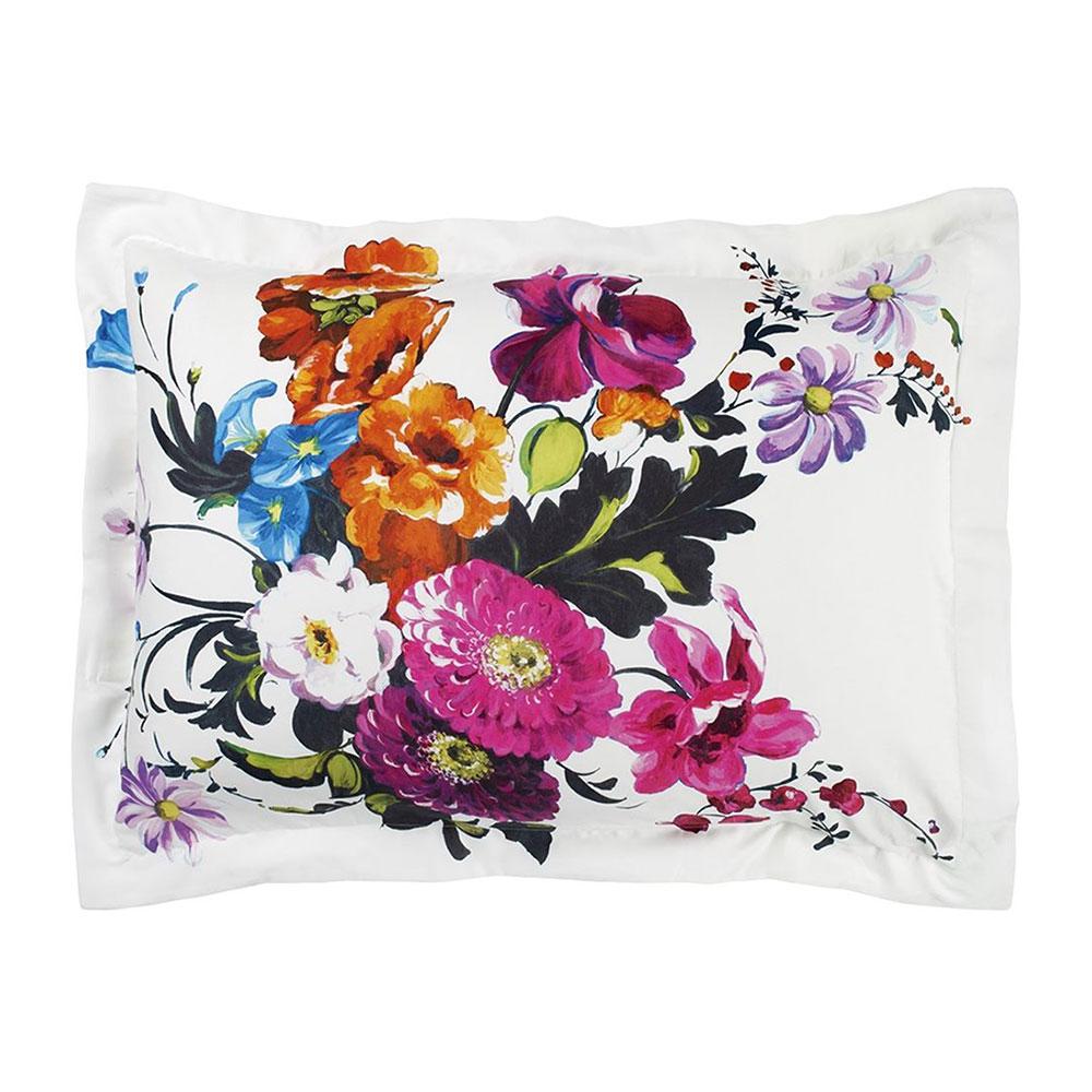 Amrapali Peony Cushion Cover