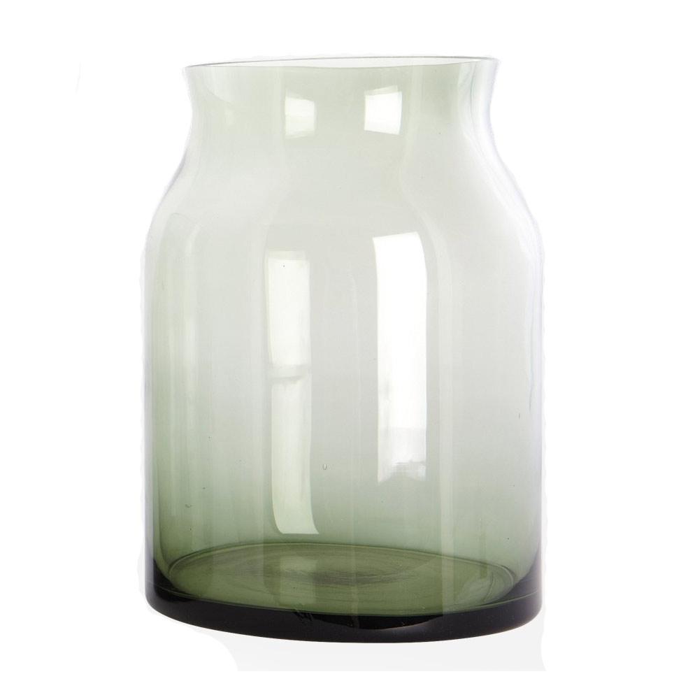 glass jar vase large green house doctor house doctor. Black Bedroom Furniture Sets. Home Design Ideas