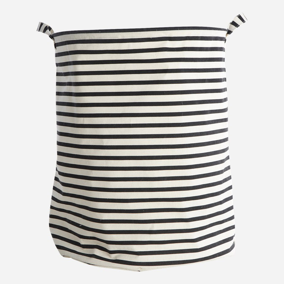 Stripes Laundry Basket House Doctor House Doctor