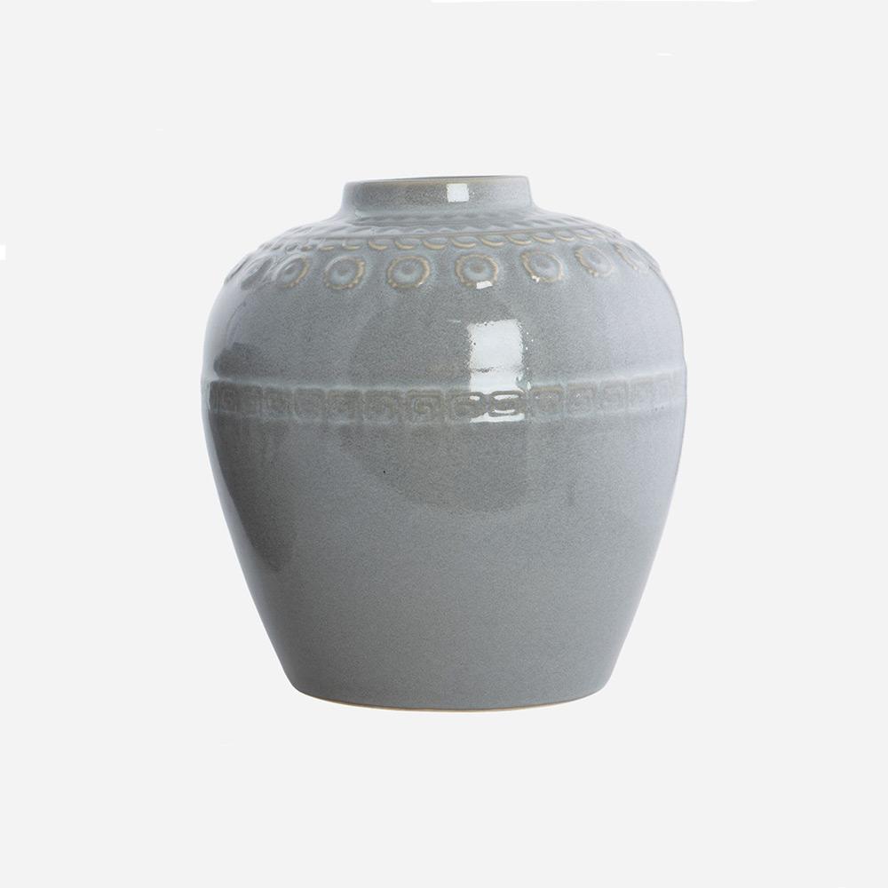 antique vase large grey house doctor. Black Bedroom Furniture Sets. Home Design Ideas