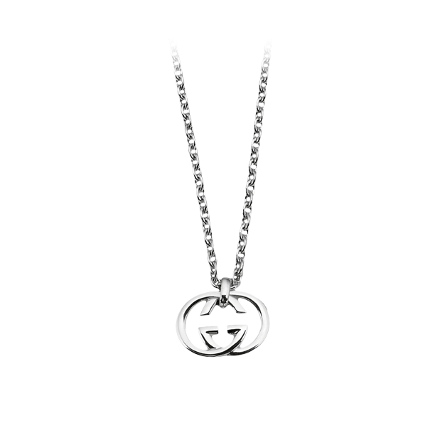 Silver Britt Necklace, 50 cm