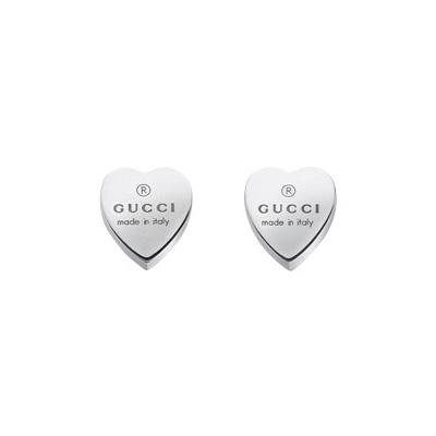Trademark Silver Stud Earrings Heart