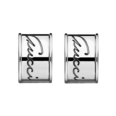 Flora Earrings, Sterling Silver