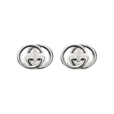 Cufflinks GG, Silver