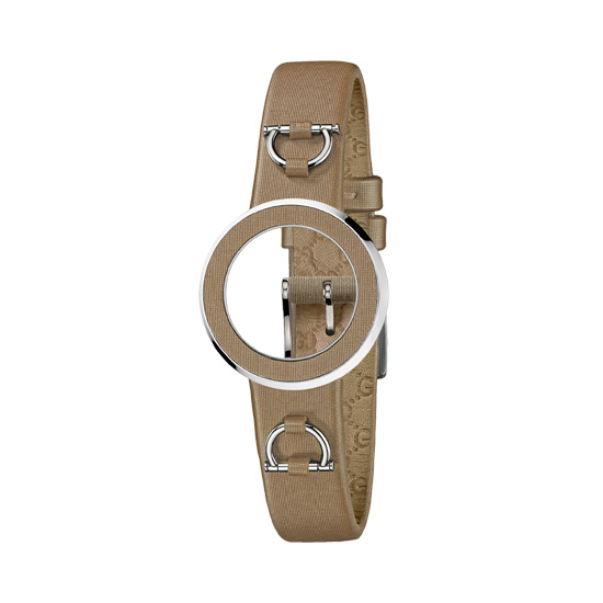 Kit U-Play S Beige Satin Bezel & strap