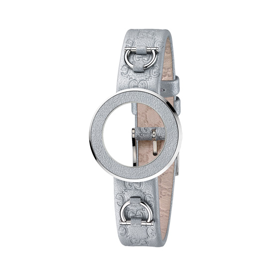 Kit U-Play S Silver calf/silver strap