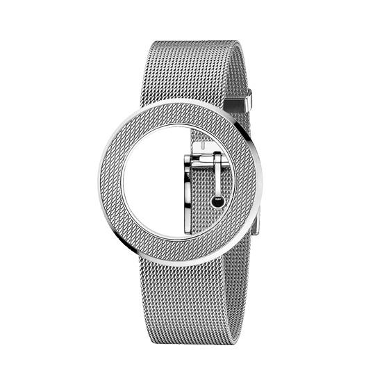 Kit U-Play M Mesh bezel & steel mesh bracelet