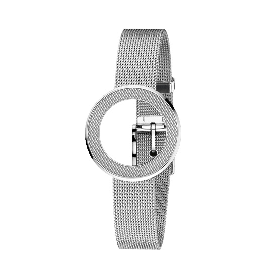 Kit U-Play S Mesh Bezel & Mesh Steel Strap