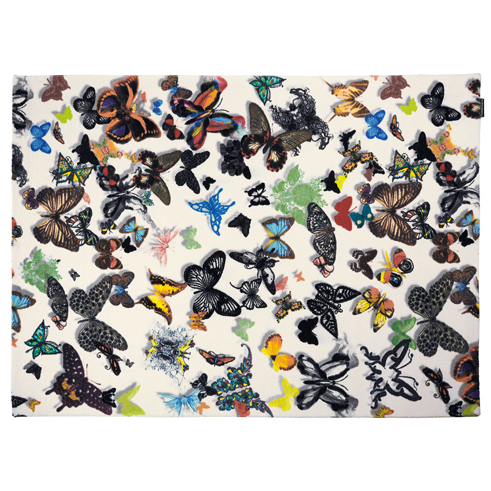 Butterfly Parade Rug 200x280cm
