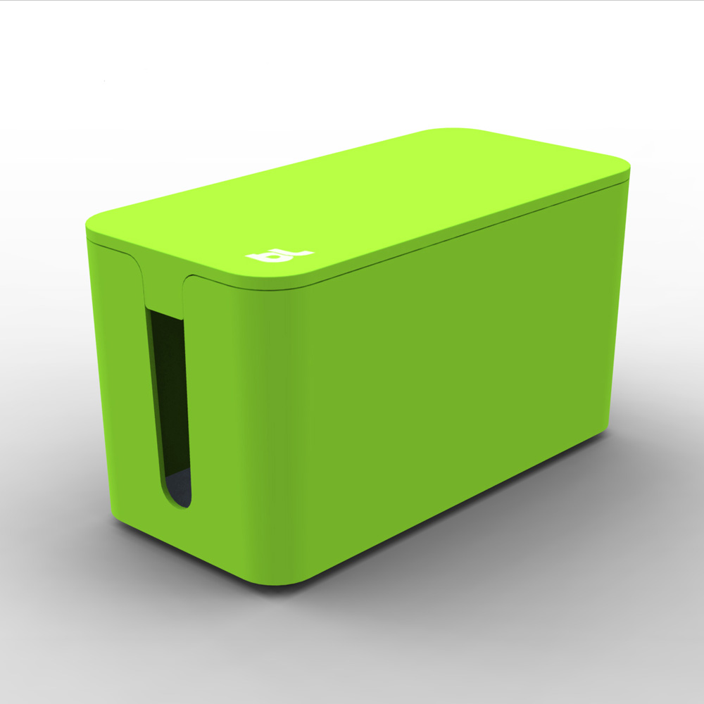Bluelounge CableBox Mini, Green