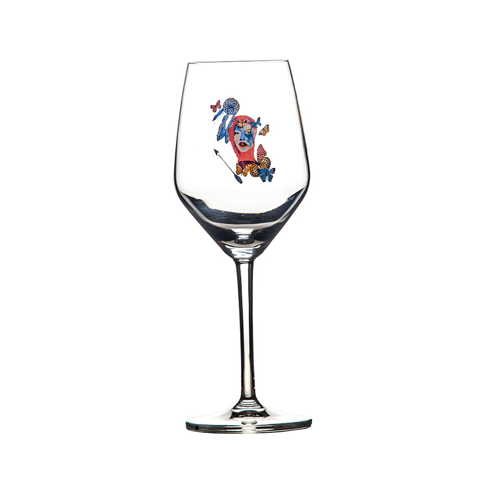 Carolina Gynning Wine Glass