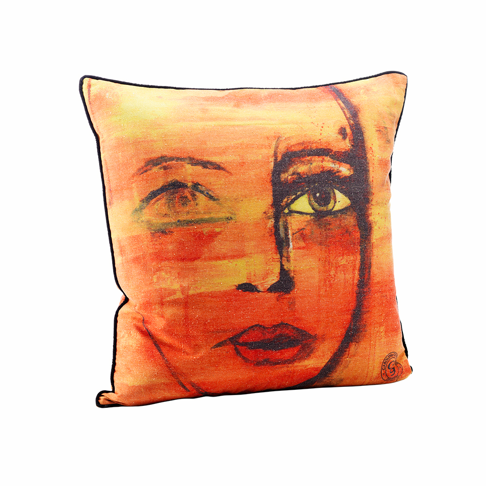Blessed Relation Cushion Cover