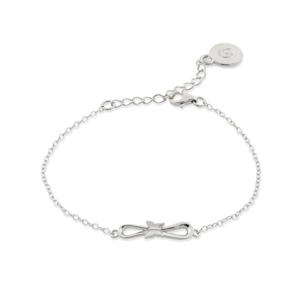 Forever Free Bracelet 16+4cm, Sterling Silver