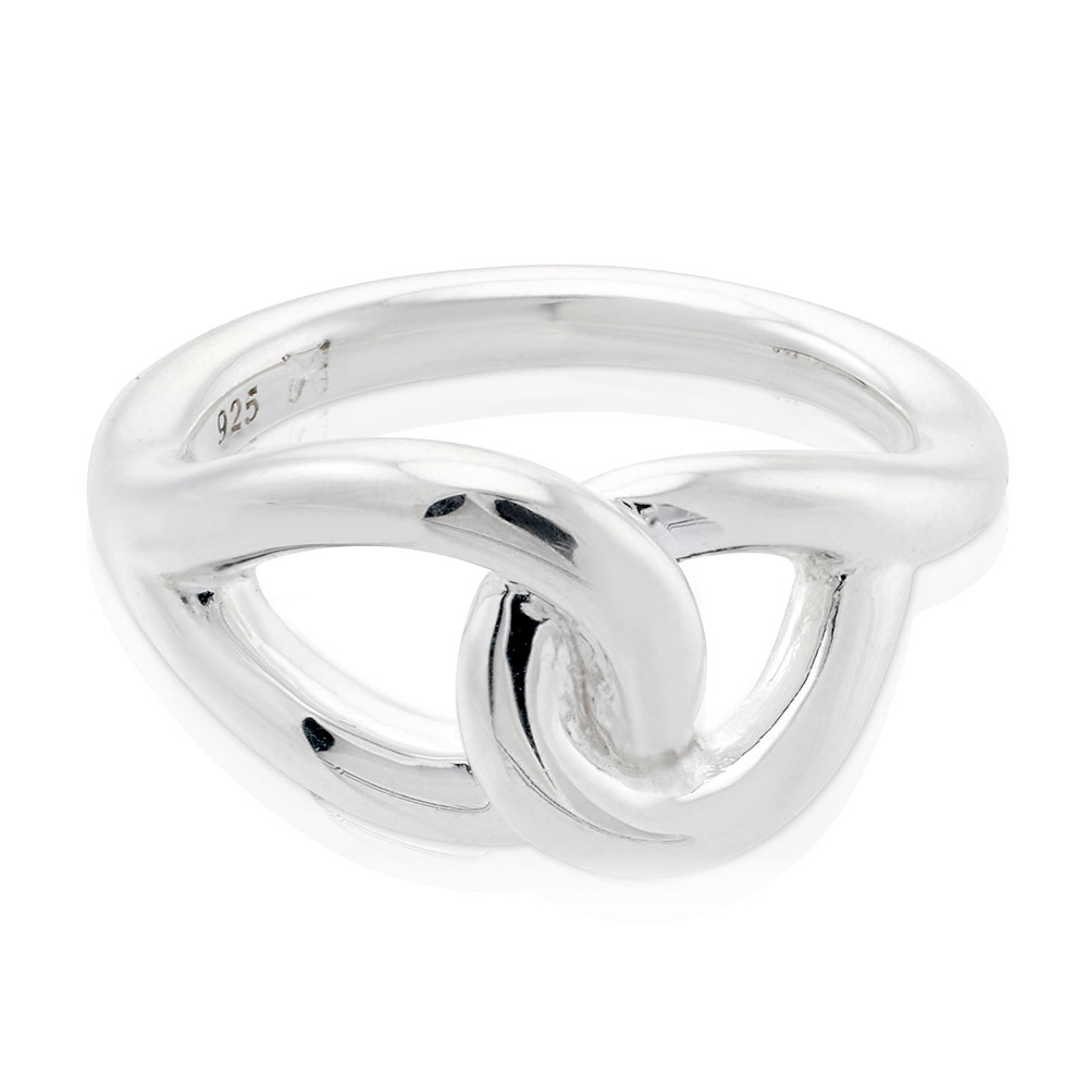 Mira Ring, Sterling Silver