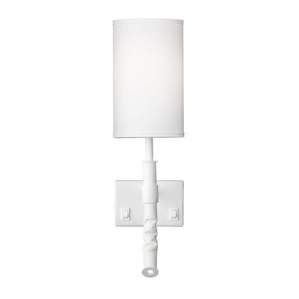 butler wall lamp cord white joel karlsson rsj belysning. Black Bedroom Furniture Sets. Home Design Ideas