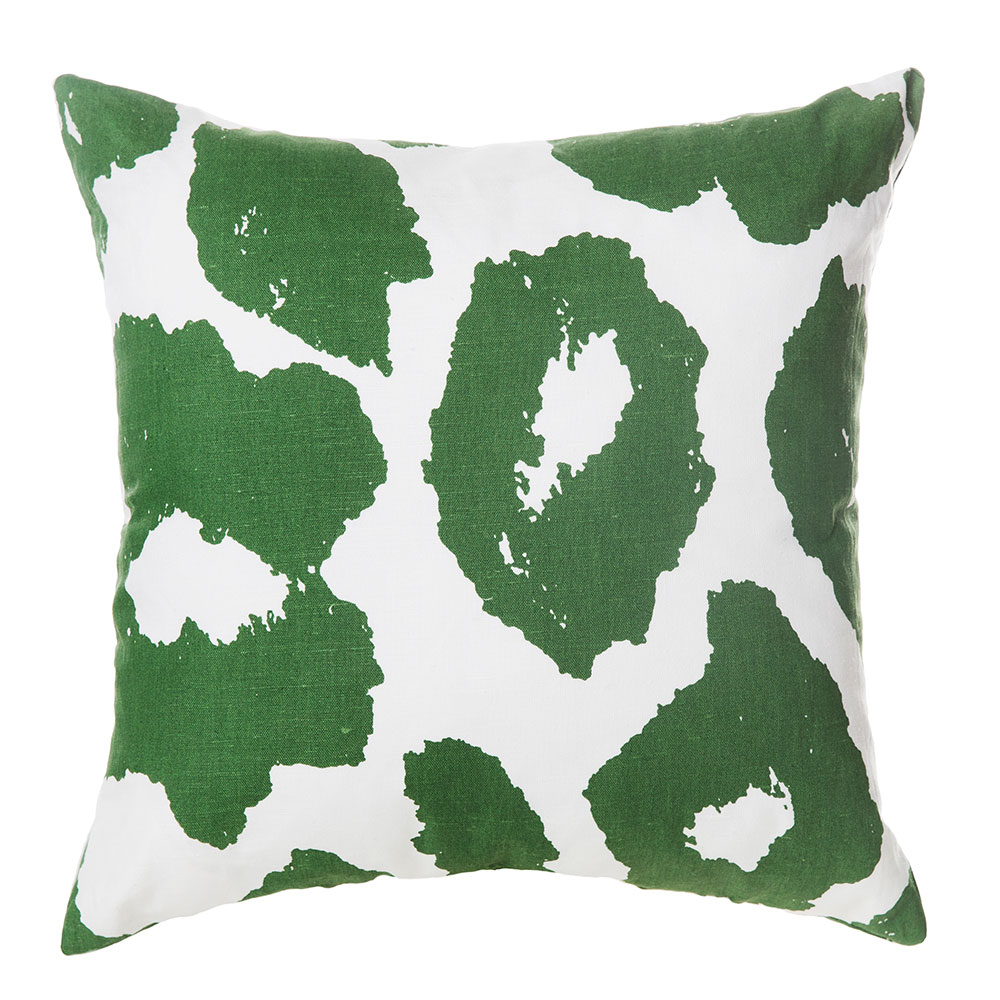 Cleo Cushion Cover 50x50cm, Green