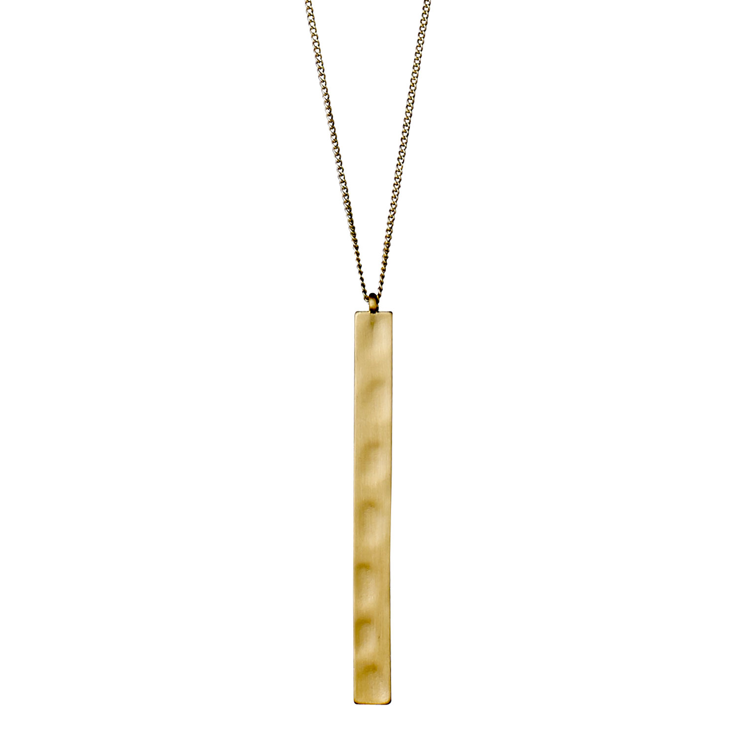 Anabel Necklace 80cm, Gold