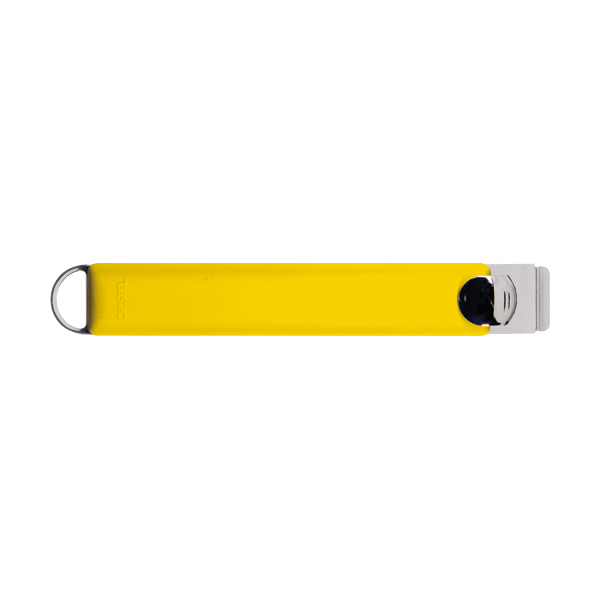 Agate Removable Handle, Yellow