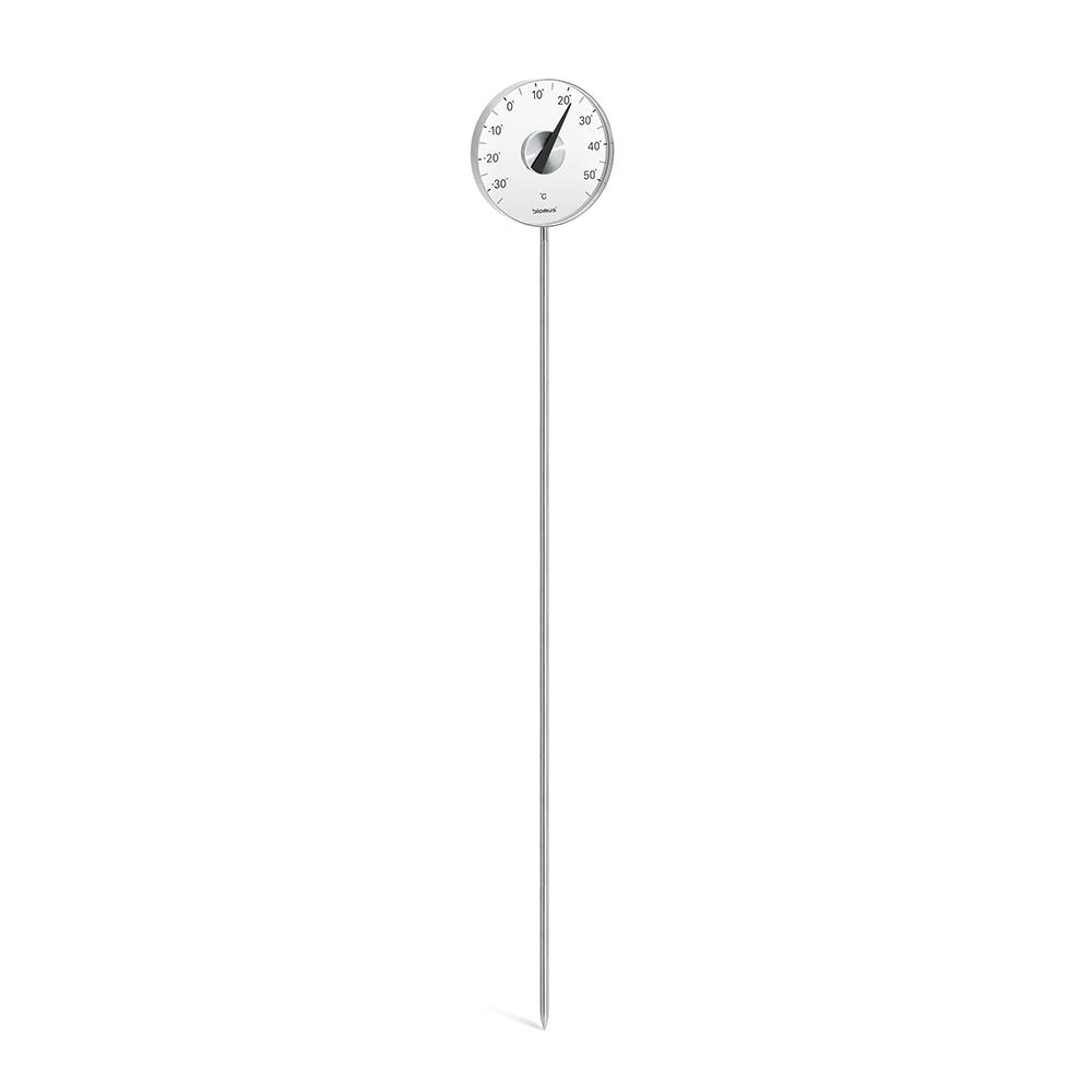 grado outdoor thermometer c blomus blomus. Black Bedroom Furniture Sets. Home Design Ideas