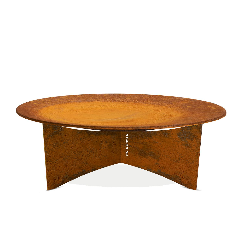 flame fire bowl 75cm skagerak skagerak. Black Bedroom Furniture Sets. Home Design Ideas