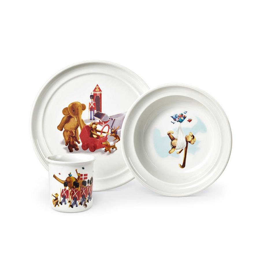 Kay Bojesen Porcelain set, 3 pcs