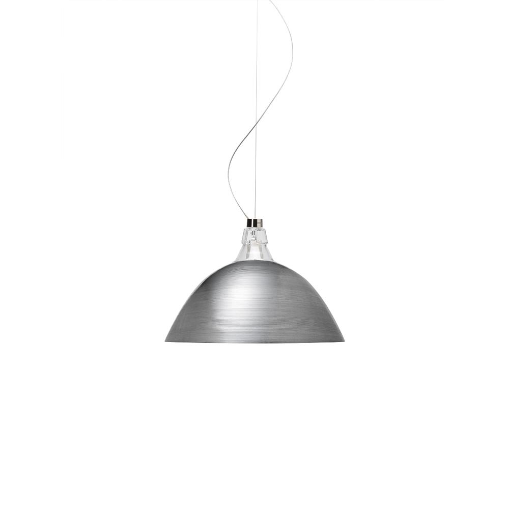 Bell Ceiling Lamp, Aluminium