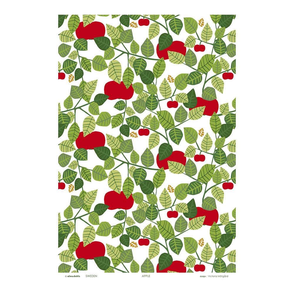 Apple Kitchen Towel